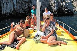 Gianni's Boat - Full day GROUP TOUR to Capri from Sorrento LOW SEASON