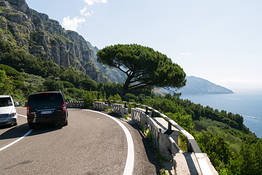 Sorrento Car Service - Transfer da Napoli a Sorrento o viceversa