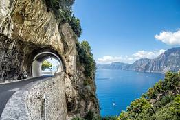 Sorrento Car Service - One way transfer Rome-Amalfi Coast or vice versa