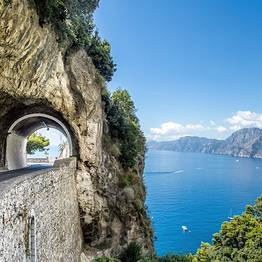 Sorrento Car Service - One way transfer Rome-Amalfi Coast or vice versa