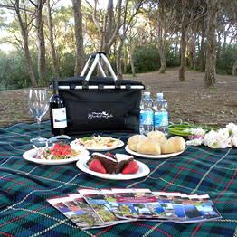Michel'angelo - Cestino per picnic - Faraglioni Family Pack