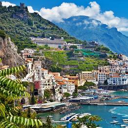 Transfer from Naples to Amalfi Coast - 2 Pax