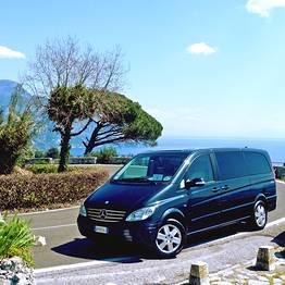 Astarita Car Service - Private Transfer from Rome to Positano