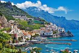 Agency Trial Travel - Transfer from Rome to Amalfi, Positano or Ravello