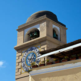 The Heart of Capri: Tour of the Historic Center