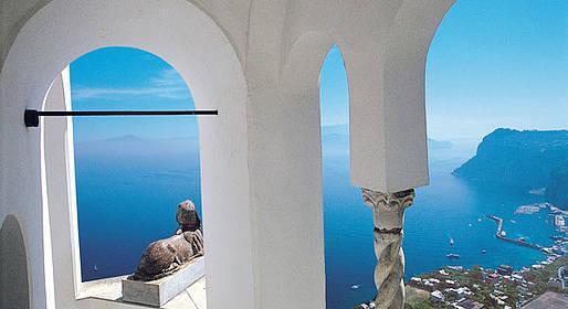 Nesea Eventi Culturali - Nel cuore di Anacapri: passeggiata guidata