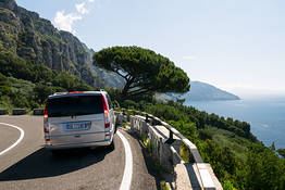 Joe Banana Limos - Tours & Transfers - Transfer from Sorrento to Rome or Civitavecchia Port