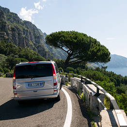 Joe Banana Limos - Tours & Transfers - Transfer from Sorrento to Rome or Civitavecchia Port