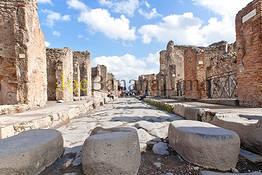 Joe Banana Limos - Tour & Transfer - Tour Pompeia & Herculano + transfer Nápoles > Sorrento