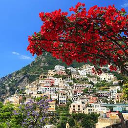 Transfer de Nápoles a Positano (ida ou volta)