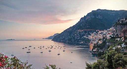 Sorrento Limo - Transfer de Nápoles a Positano (ida ou volta)