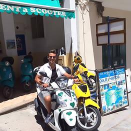 Oasi Motor - Prenota online uno scooter (da 2 ore a 5 giorni)