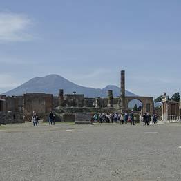 Tour a Pompei, Vesuvio ed Ercolano