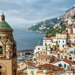 Transfer da Napoli a Praiano/Amalfi/Ravello o viceversa