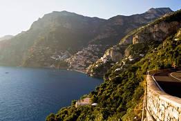 Sorrento Limo - Transfer da Napoli a Praiano, Amalfi, Ravello o ritorno