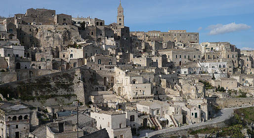 Astarita Car Service - Full Day Tour from Sorrento or Positano to Matera
