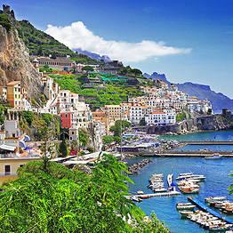 Joe Banana Limos - Tour & Transfer - Transfer de Nápoles a Amalfi ou Atrani (ida ou volta)