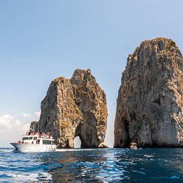 Capri Day Tour - Tour BASIC em Capri