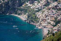 Sorrento Car Service - One way transfer Naples - Positano or vice versa