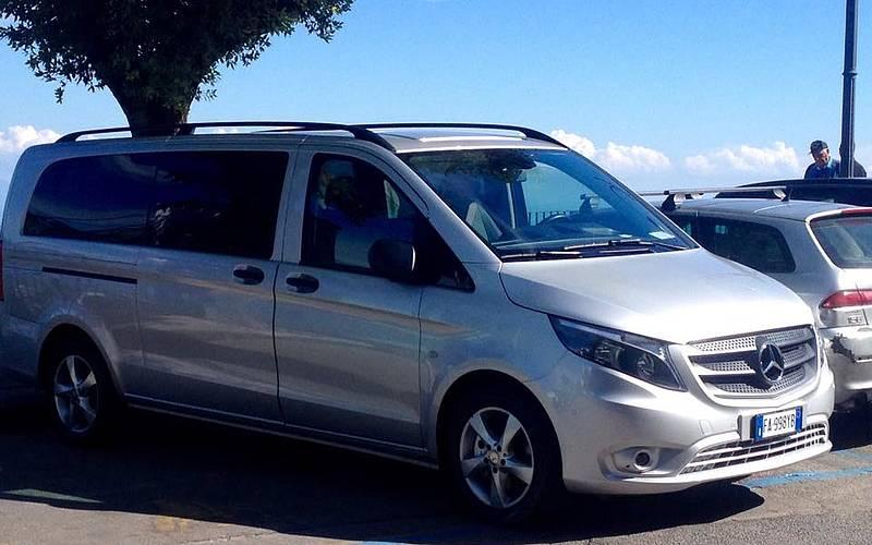 Car Service From Pompeii To Positano