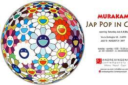 Capri Online - Takashi Murakami Exhibition