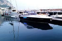 Tecnomar Boat Tour - Transfer Capri - Napoli su Motoscafo Itama 38 Max III