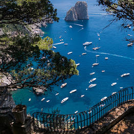 Tecnomar Boat Capri - Boat Tour of Capri on a Luxury Itama 38 Speedboat