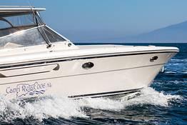 """Capri Relax Boats - Intera giornata a Capri con motoscafo """"Itama 38"""" (12mt)"""