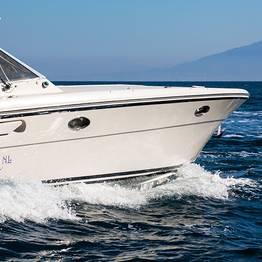 """Full day around Capri by speedboat """"Itama 38"""" (12 mt)"""