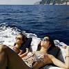 """Capri Relax Boats - Full day a Capri con motoscafo """"Itama 38"""" (12 mt)"""