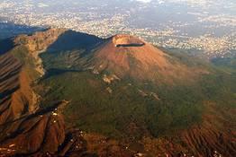 Sunland Travel - Tour Pompei e Vesuvio a bordo di un bus GT da Positano