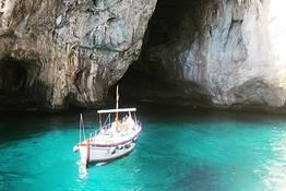Gianni's Boat - Giro dell'isola 3 ore in gozzo tradizionale!