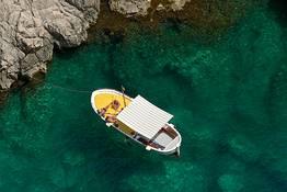 Gianni's Boat - Giro dell'isola - 3 ore - Mid season