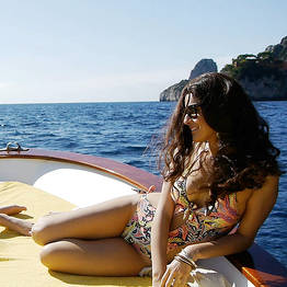 Capri Relax Boats - Capri and the Amalfi Coast by gozzo boat (7.80 mt)