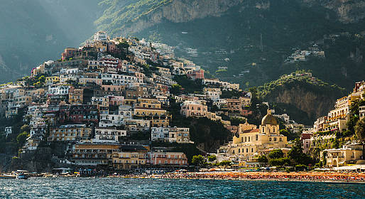 Luxury Limo Positano - Amalfi Coast - Half Day Tour