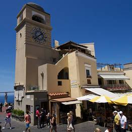 Capri Official Guides - Tour of the Historical Center of Capri Town