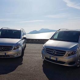 Transfer privato da Napoli a Positano + ritorno