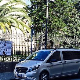 Transfer particular de Nápoles para Positano ida+volta