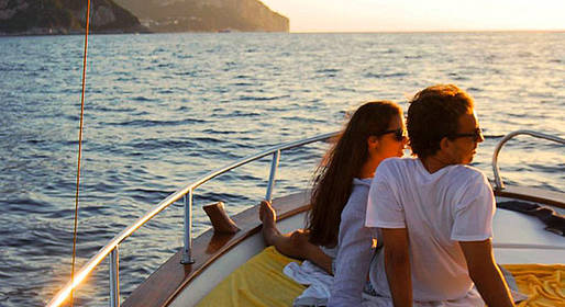 Gianni's Boat - THE ROMANTIC SUNSET TOUR (2 HOUR)