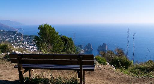Capri Official Guides - Monte Solaro