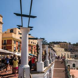Private tour of the island of Capri