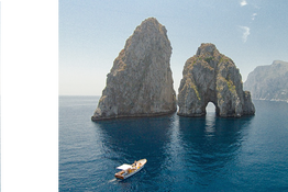 Amalfi & Positano Boat Tours - FULL DAY PRIVATE TOUR to CAPRI from Sorrento