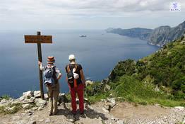 Cartotrekking - Trekking & Degustazione : il Sentiero degli Dei