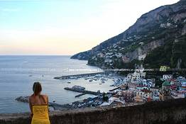 Cartotrekking - From Ravello to Amalfi,tour inspired by Escher's works.