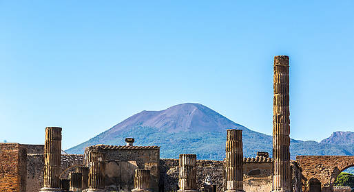 Eurolimo - Pompeii, Hercolaneum, and Vesuvius: Archaeological Tour
