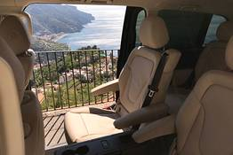 Eurolimo - From Naples to Positano or vice versa - Stress free!