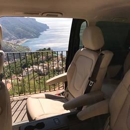 Eurolimo - From Naples to Positano or vice versa - Stress free!