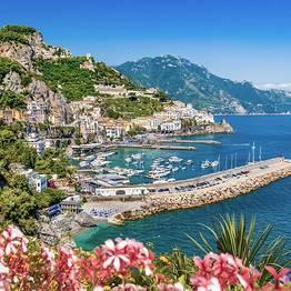 Private transfer Naples - Amalfi