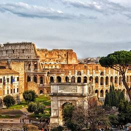 Transfer de Roma até Sorrento