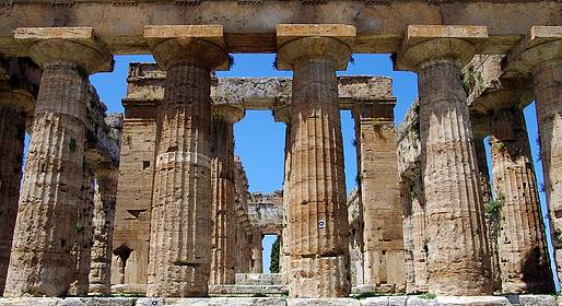 Eurolimo - Paestum Tour and Mozzarella Tasting from Sorrento